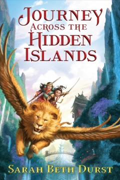 Journey across the Hidden Islands - Sarah Beth Durst