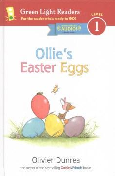 Ollie's Easter eggs - Olivier Dunrea