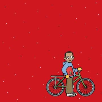 Red again - Barbara Lehman