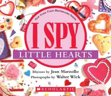 I spy little hearts - Jean Marzollo