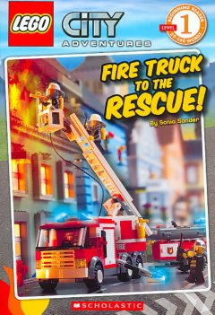 Fire truck to the rescue! - Sonia Sander