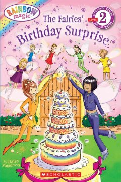 The fairies' birthday surprise - Daisy Meadows