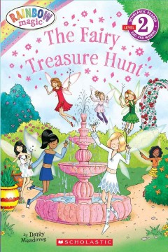 A fairy treasure hunt - Daisy Meadows