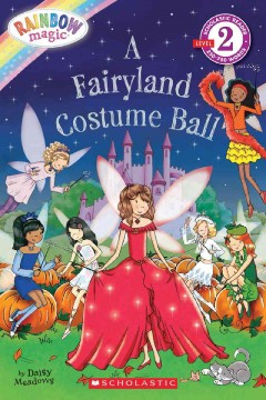 A fairyland costume ball - Daisy Meadows