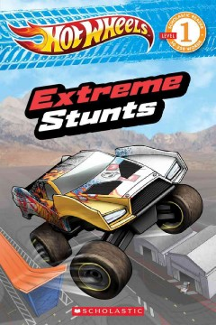Hot Wheels : Extreme stunts - Ace Landers