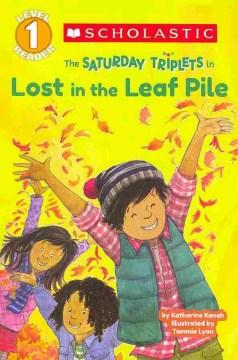 Lost in the leaf pile - Katharine Kenah