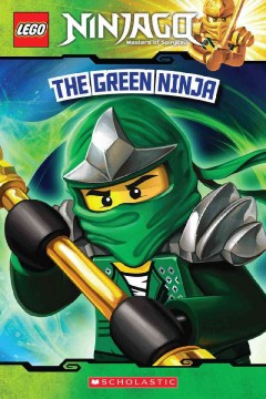 The green ninja - Tracey West