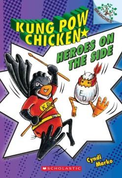 Heroes on the Side - Cyndi Marko