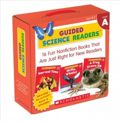 Guided Science Readers. Level A.