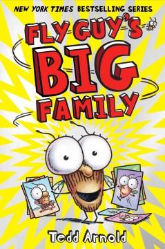 Fly Guy's big family - Tedd Arnold