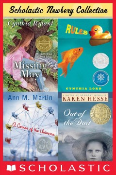 Scholastic Newbery collection.