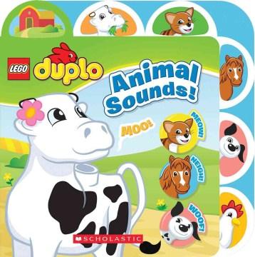 Lego Duplo animal sounds!