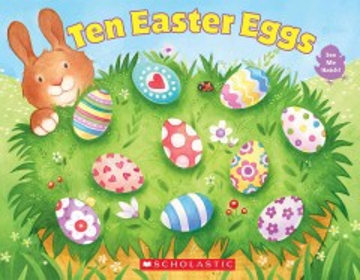 Ten Easter eggs - Vijaya Bodach