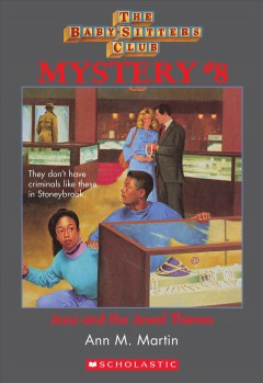 Jessi and the jewel thieves - Ann M Martin