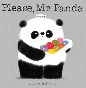 Please, Mr. Panda - Steve Antony