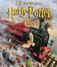 Harry Potter 1 & 2, illustrated - J. K Rowling