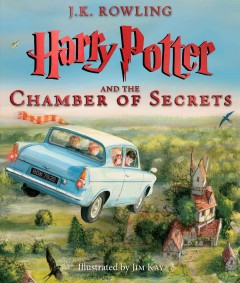 Harry Potter and the Chamber of Secrets - J. K Rowling