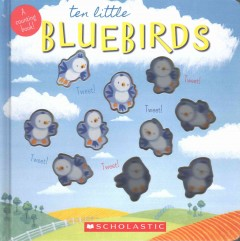 Ten little bluebirds - Emily Ford