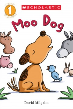 Moo dog - David Milgrim