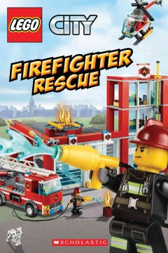 Firefighter rescue - Trey King