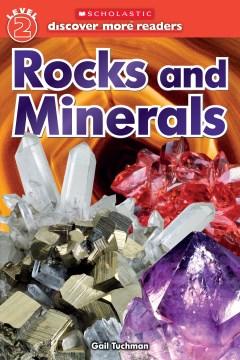 Rocks and minerals - Gail Tuchman