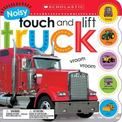 Noisy touch and lift truck.