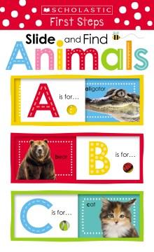 Slide and find animals.