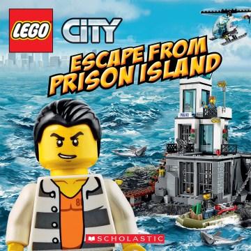 Escape from Prison Island - J. E Bright