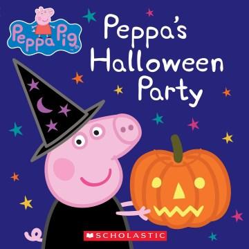 Peppa's Halloween party.