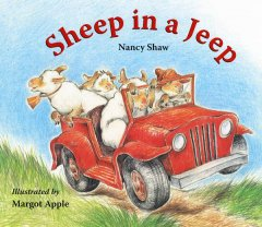 Sheep in a jeep - Nancy (Nancy E.) Shaw