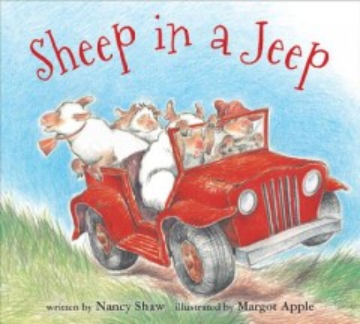 Sheep in a jeep - Nancyauthor.(Nancy E.) Shaw