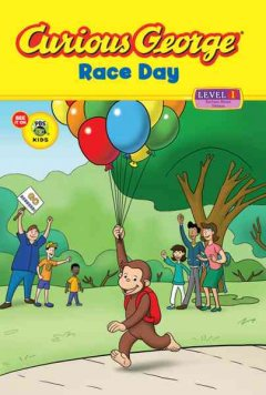 Curious George : race day - Samantha McFerrin