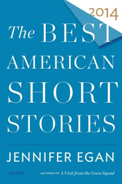The best American short stories 2014.