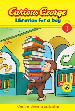 Librarian for a day - Julie Tibbott