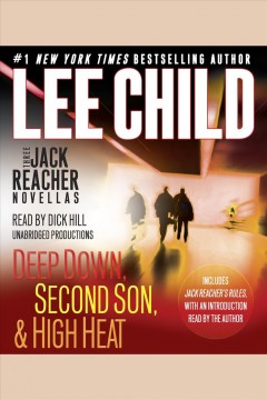 Three Jack Reacher novellas - Lee Child