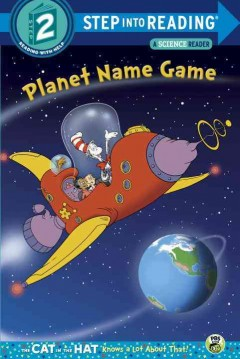 Planet name game - Tish Rabe
