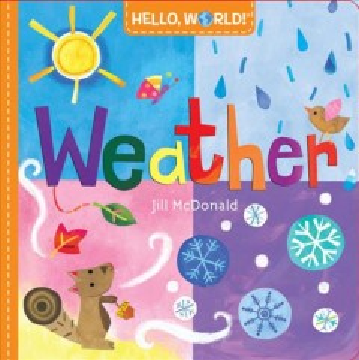 Weather - Jill McDonald