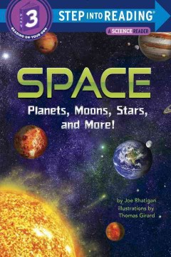 Space : planets, moons, stars, and more! - Joe Rhatigan