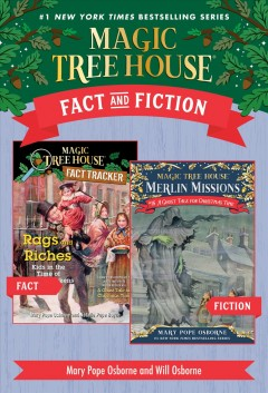 Magic Tree House Fact & Fiction: Charles Dickens - Mary Pope Osborne