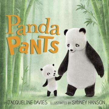 Panda pants - Jacqueline Davies