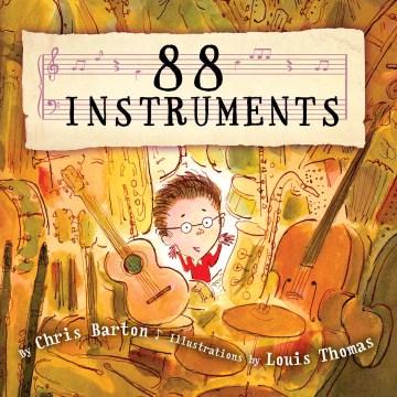 88 instruments - Chris Barton