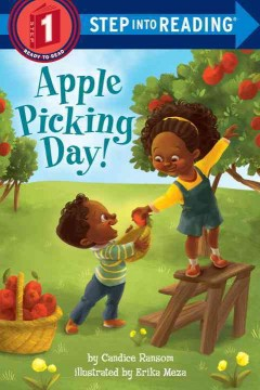 Apple picking day! - Candice F Ransom