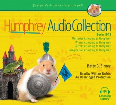 Humphrey audio collection. Books 8-11 - Betty G Birney