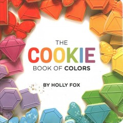 The cookie book of colors - Holly Fox