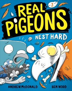 Real Pigeons Nest Hard - Andrew Mcdonald