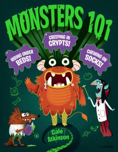 Monsters 101 - Cale Atkinson