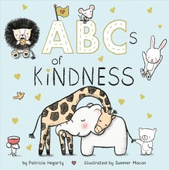 ABCs of kindness - Patricia Hegarty