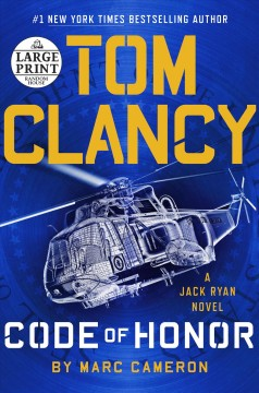 Tom Clancy Code of honor - Marc Cameron