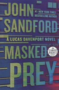 Masked Prey - John Sandford