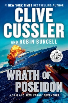 Wrath of Poseidon - Clive; Burcell Cussler